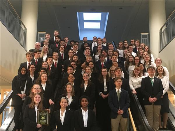 "East and West ""We the People"" teams advance to national competition"